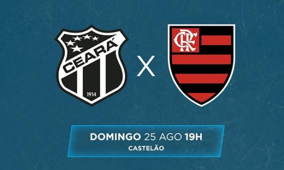 Ceara X Flamengo Como Assistir Ao Jogo Do Brasileirao Ao Vivo Online