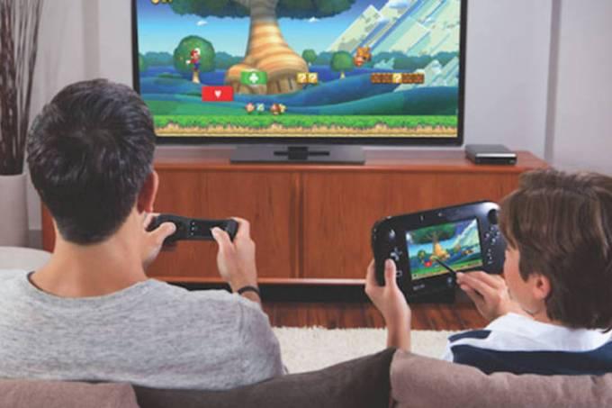 Agora, os impostos sobre vídeo games variam entre16% e 40%, dependendo do produto