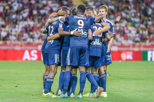 Thiago Mendes provável escalação Lyon x Angers Campeonato Francês