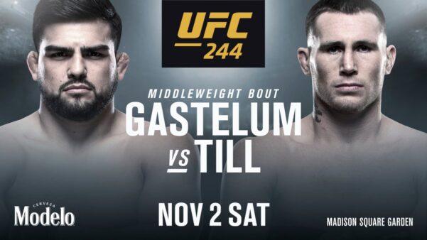 UFC 224 Till x Gastelum