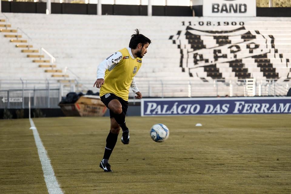 Tiago Real Ponte Preta