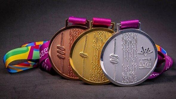 Resultado de imagem para final do pan 2019 quadro de medalhas