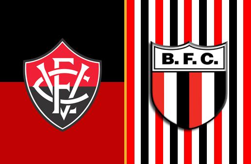 Vitória Botafogo-SP Botafogo Série B