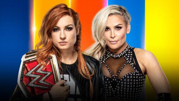 Becky Lynch vs. Natalya