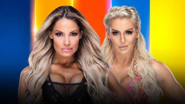 Trish Stratus vs. Charlotte Flair
