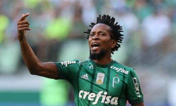 Zé Roberto jogou no Palmeiras com mais de 40 anos de idade