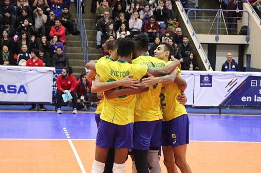 torneio Sul-Americano de vôlei