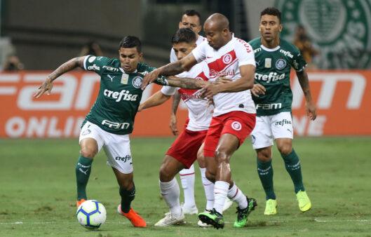 Palmeiras x Internacional, Brasileirão 2019 (Reprodução/ Flickr SE Palmeiras)