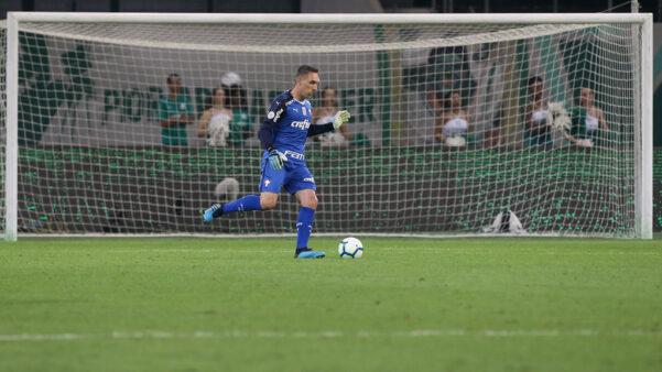 Fernando Prass, do Palmeiras