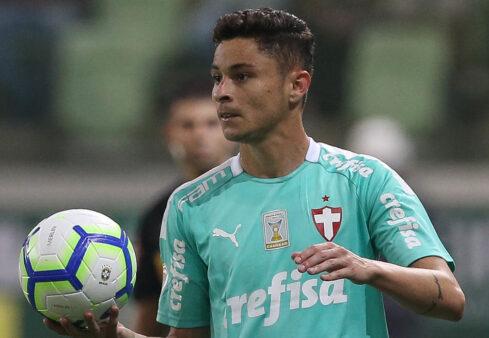 Diogo Barbosa, do Palmeiras