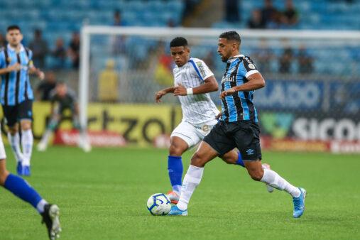 Michel deixou o Grêmio e vai jogar no Fortaleza.