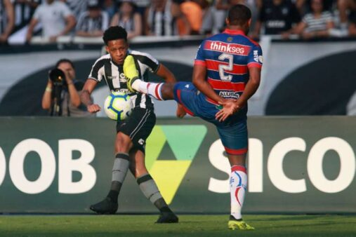 Fortaleza x Botafogo