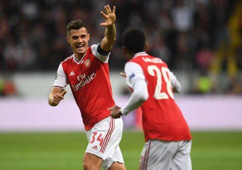 Arsenal x Brighton