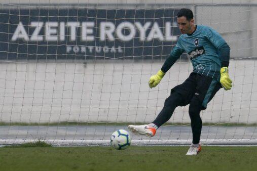 Botafogo provável escalação