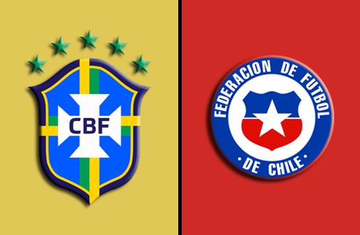 Brasil Chile Sub-23 Olímpico Seleção Olímpica Amistoso