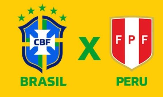 Brasil x Peru assistir ao vivo