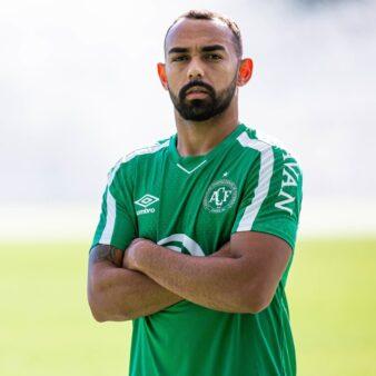 Dalberto é anunciado pela Chapecoense