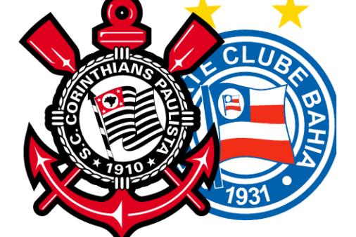 Resultado de imagem para Corinthians x Bahia