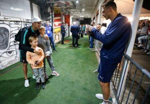 Cristiano Ronaldo filho Matic