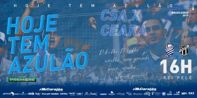 CSA x Ceará