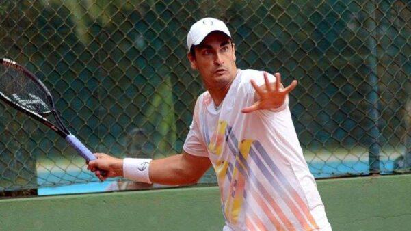 Diego Matos TÊNIS Brasileiro tenista