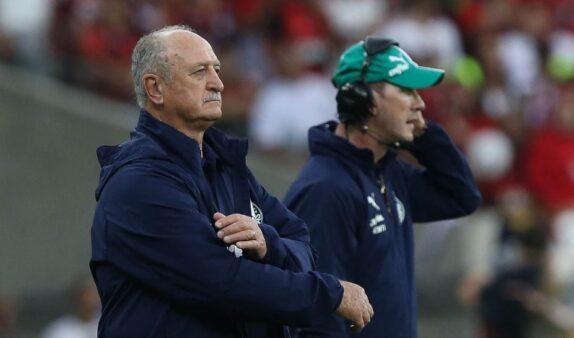 Felipão foi demitido do Palmeiras nesta segunda (2)