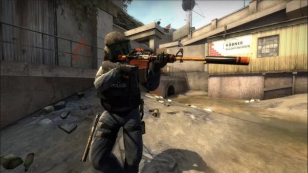 Veja as armas mais populares do CS:GO.