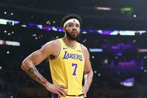 NBA JaVale McGee