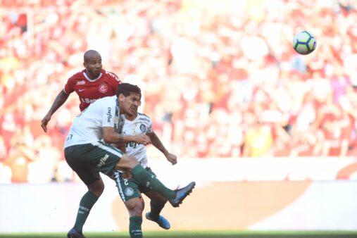 Internacional x Palmeiras
