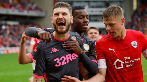 Leeds x Barnsley Championship