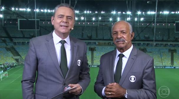 Luis Roberto Comete Gafe E Coloca Casão Como Ex Jogador Do