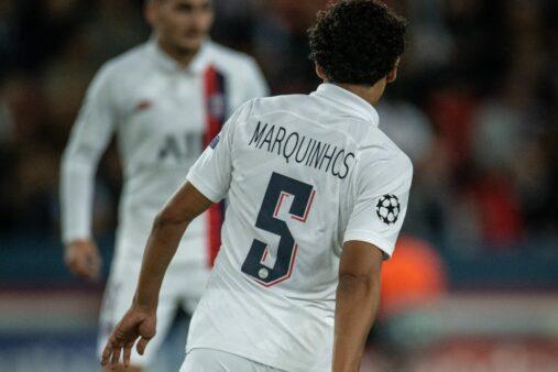 Marquinhos derrota PSG