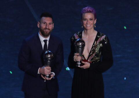 The Best será realizado em 2020 pela FIFA.