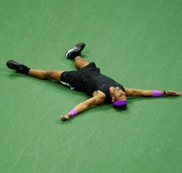 Djokovic, Nadal, Medvedev, US Open