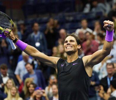Nadal, Medvedev, US Open