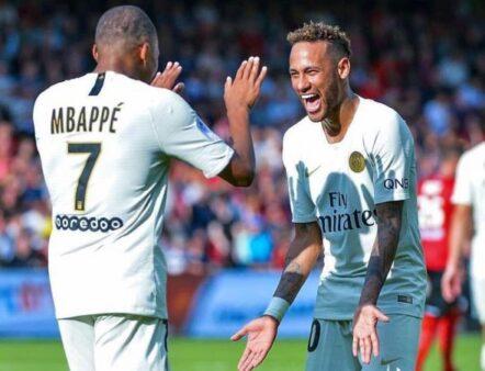 PSG é o líder isolado do Campeonato Francês