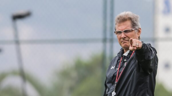 Oswaldo foi o 19º técnico da Série A que foi demitido em 2019