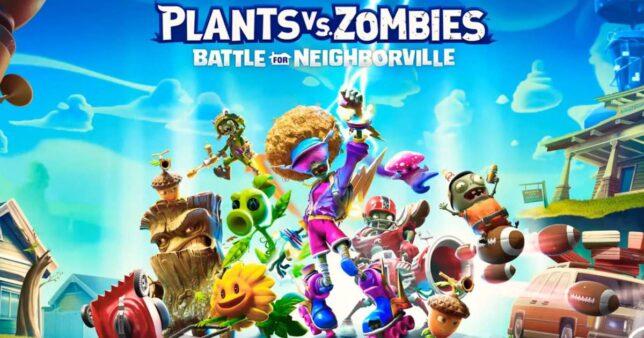 Plants vs. Zombie: Batalha por Neighborville chega no dia 18 de outubro às plataformas PC, Xbox One e PlayStation 4