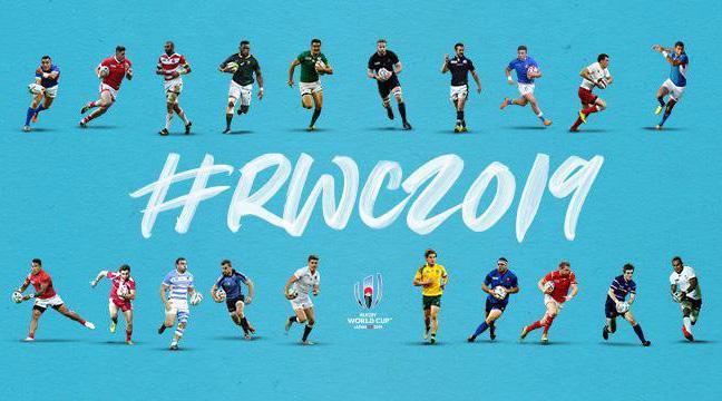 Rugby copa do mundo 2020