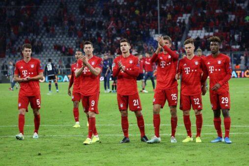 Provável escalação Bayern contra o Colônia na Bundesliga