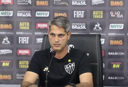 Atlético-MG Rodrigo Santana Galo