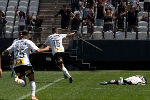 Corinthians 1x0 Vasco