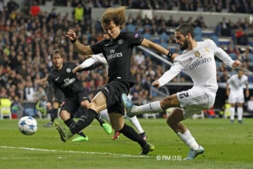 Real Madrid x PSG