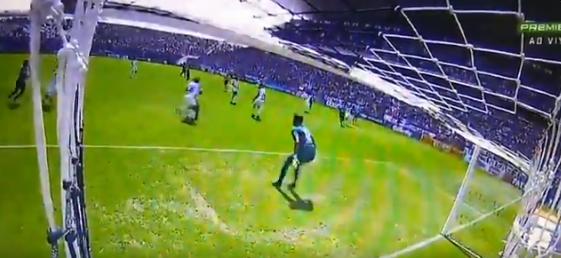 Gol contra Corinthians