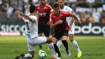 Athletico x Santos