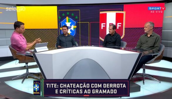 Seleção SporTV - Jornalista e Muricy