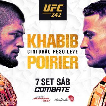 UFC 242 ao vivo