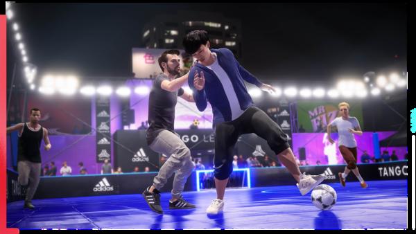 O modo Volta (Fifa street) é uma das novidades do FIFA 20