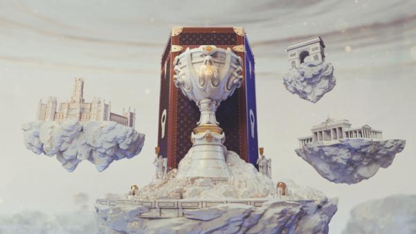 ALouis Vuitton vai criar uma valise exclusiva para carregar a Taça do Invocador; mundial de League of Legends começa no dia 02 de outubro