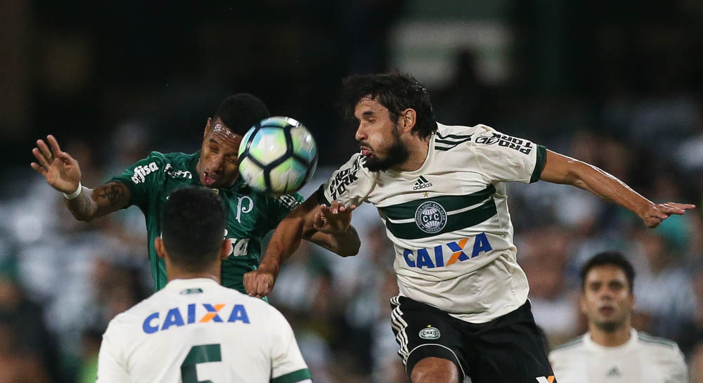 Tiago Real no Coritiba